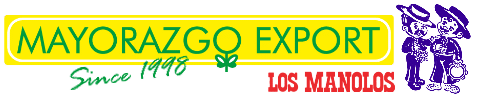 Logo Mayorazgo Export - Import Premium Fruits and Vegetables from Spain