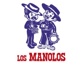 Los Manolos label